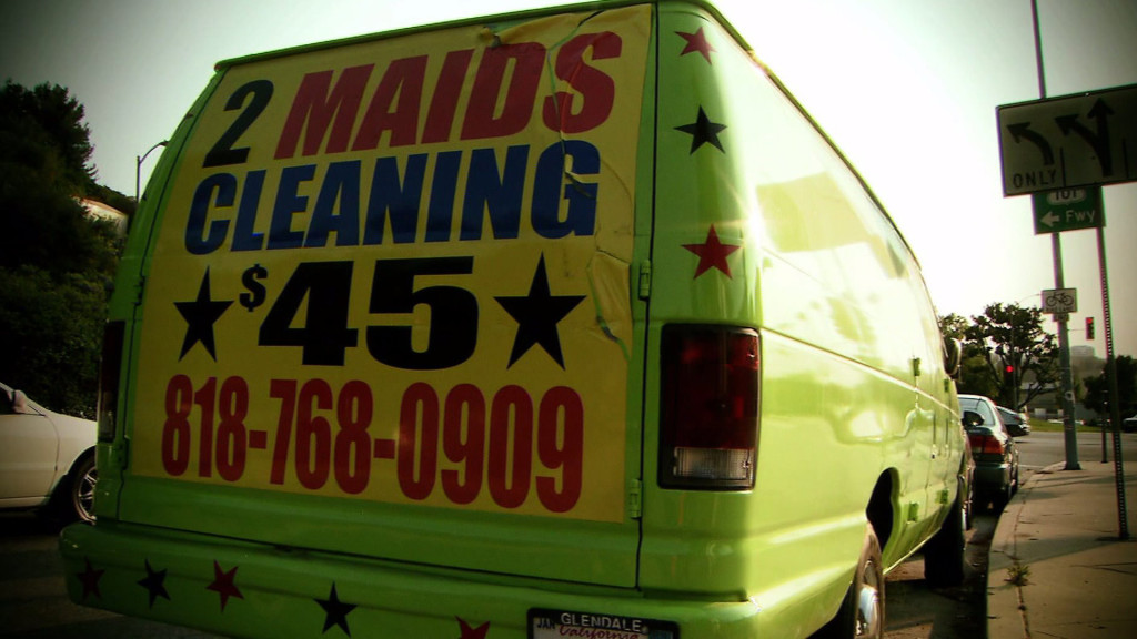KTLA5 Los Angeles Maid Service Investigation Continues (Amazing Video)