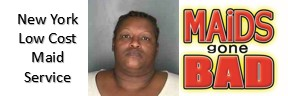 Shrub Oak, NY Maid Arrested for Stealing Money from Elderly Woman