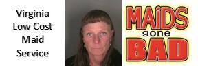 Virginia Housekeeper accused of stealing cash, debit card
